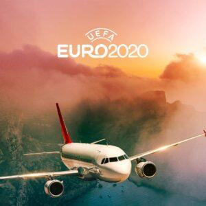 UEFA Euro 2020 Fan Flight
